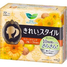 ロリエ きれいスタイル プレシャスブーケの香り (72コ入)