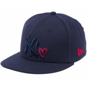 【新品】ニューエラ 950キッズキャップ スナップバック ハートロゴコレクション ニューヨークヤンキース ネイビー New Era NewEra