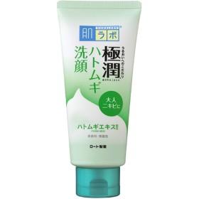 肌ラボ 極潤 ハトムギ洗顔フォーム (100g)