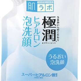 肌ラボ 極潤 ヒアルロン泡洗顔 つめかえ用 (140mL)