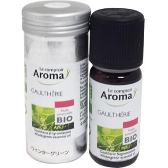 ル・コントワールアロマ精油 ウインターグリーン (10ml)