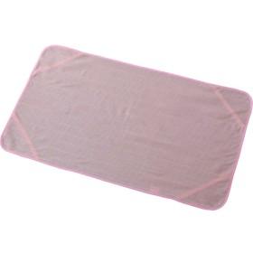 クールでドライな清涼ベビーベッドパッド ピンク (1枚入)