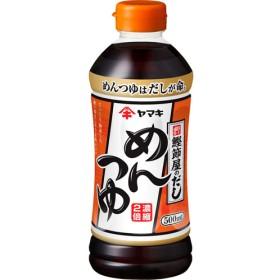 ヤマキ めんつゆ (500mL)