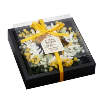 ディアフラワーズ フローラルリース レモンの花と棘 (1コ入)