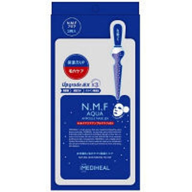 メディヒール シートマスク NMFアクア 3枚入り バイオンジャパン