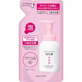 コラージュフルフル 泡石鹸 ピンク 詰め替え (210mL)
