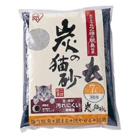 アイリスオーヤマ 炭の猫砂 SNS-70 (7L)
