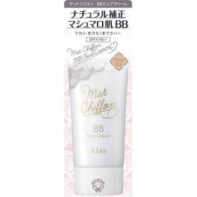 キス マットシフォン BBピュアクリーム 02 ナチュラル (30g)
