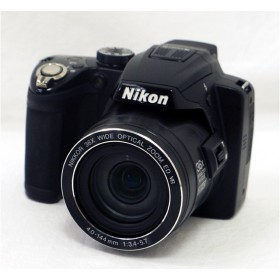 Nikon製 デジタルカメラ COOLPIX P500 1210万画素