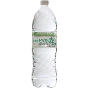 ピュアの森 ナチュラルミネラルウォーター (2L6本入)