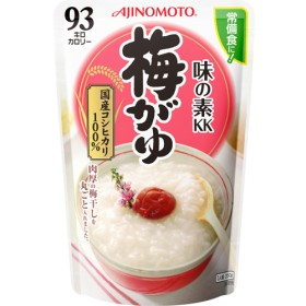 味の素 梅がゆ (250g9コ入)