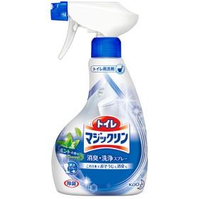 トイレマジックリン トイレ用洗剤 ミント 本体 (380ml)