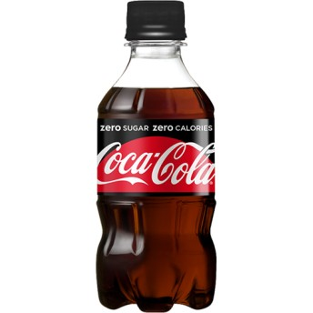 コカ・コーラ ゼロ (300mL24本入)