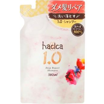 ハチカ ディープリペア シャンプー1.0 詰替 (380ml)