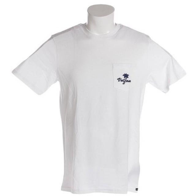 ボルコム(Volcom) Lastresort 半袖Tシャツ Pocke 18A5011808 WHT (Men's)