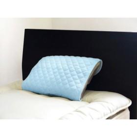 防水枕カバー ブルー (1枚入)