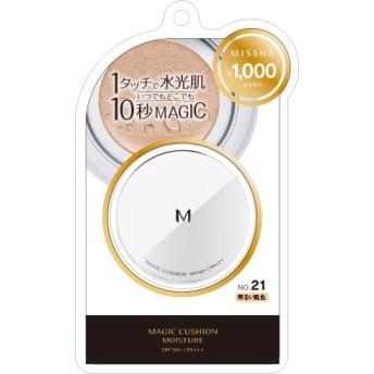 ミシャ M クッションファンデーション モイスチャー No.21 (15g)