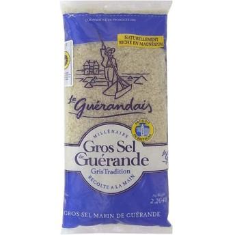 ゲランドの塩 粗塩 (1kg)