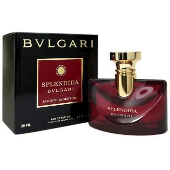 ブルガリ BVLGARI スプレンディダ マグノリアセンシュアル EDP SP 50ml Splendida Magnolia Sensuel 【香水 フレグランス】