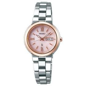 SEIKO LUKIA ルキア 腕時計 ソーラー デイデイト 10気圧防水 SSVN030