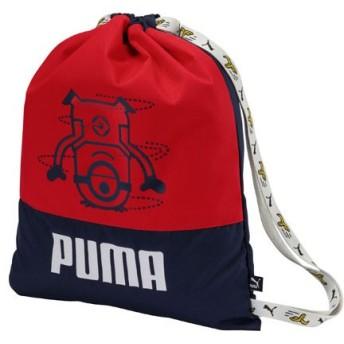 プーマ PUMA ジュニア ミニオンズ ジムサック カジュアル バッグ リュック