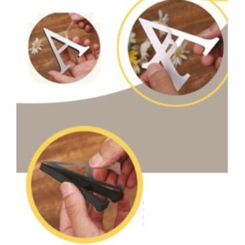 ウォールステッカー インテリア ローマ字 LVE おしゃれ 装飾 ミラー 結婚式 撮影小道具