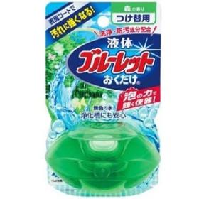 小林製薬 液体ブルーレットおくだけ つけ替用 森の香り 70ml