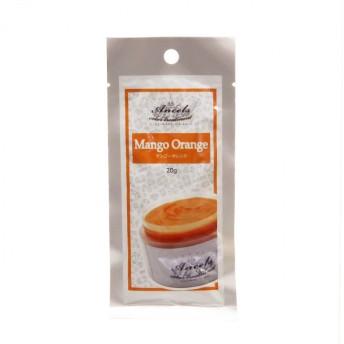 エンシェールズ カラーバター Petit マンゴーオレンジ 20g (トリートメント・ヘアパック)