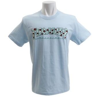 THRASHER Roese 半袖Tシャツ TH91212BL (Men's)