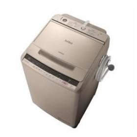 BW-V100C-N 日立 洗濯10.0kg 全自動洗濯機 ビートウォッシュ (シャンパン)