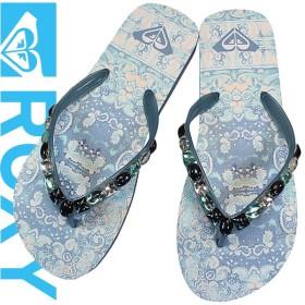 ROXY ロキシー ビーチサンダル JEWEL PRINTED ARJL100694 JBL レディース シューズ 靴