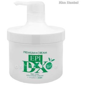 エピプレミアムクリームDX 500g[除毛剤/除毛クリーム][医薬部外品][送料無料]
