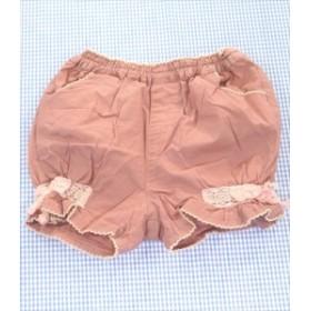キッズ ボトムス ショートパンツ 80cm スーリー Souris ピンク系 女の子 ベビー 中古 子供服 通販 買い取り