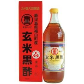 まるしげ 玄米黒酢 ( 900mL )/ まるしげ