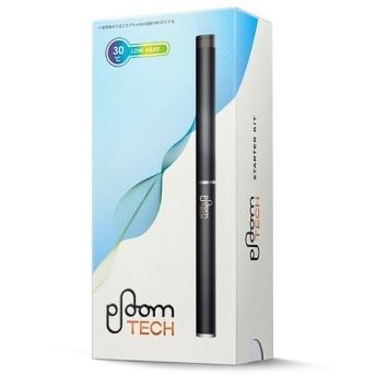 プルーム テック スターターキット ブラック 本体 電子タバコ Ploom TECH