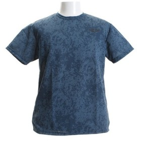 デュアリグ(DUARIG) クールキープ 総柄半袖Tシャツ 863D8UT5887 BLU (Men's)