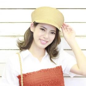キャスケット - CELL ペーパーキャスケット マリンキャスケット ストローキャスケット 帽子 キャップ HAT ツバあり