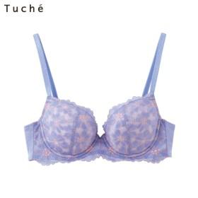 GUNZE グンゼ Tuche(トゥシェ) 3/4カップワイヤーブラジャー(レディース)【SALE】 スカイブルー C80
