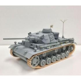 ドラゴン 【DR6853】 1/35 WW.II ドイツ軍 III号指揮戦車K型(スマートキット)