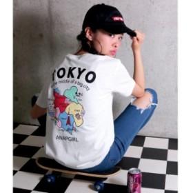 アナップキッズ&ガール(ANAP KIDS&GIRL)/トウキョウTシャツ
