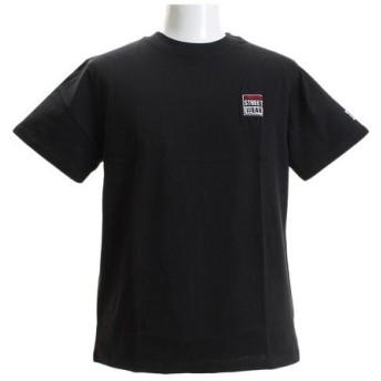VISION ワンポイント刺繍Tシャツ 8523172-01BLK (Men's)