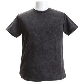 デュアリグ(DUARIG) 【オンライン特価】クールキープ 総柄半袖Tシャツ 863D8UT5887 BLK (Men's)