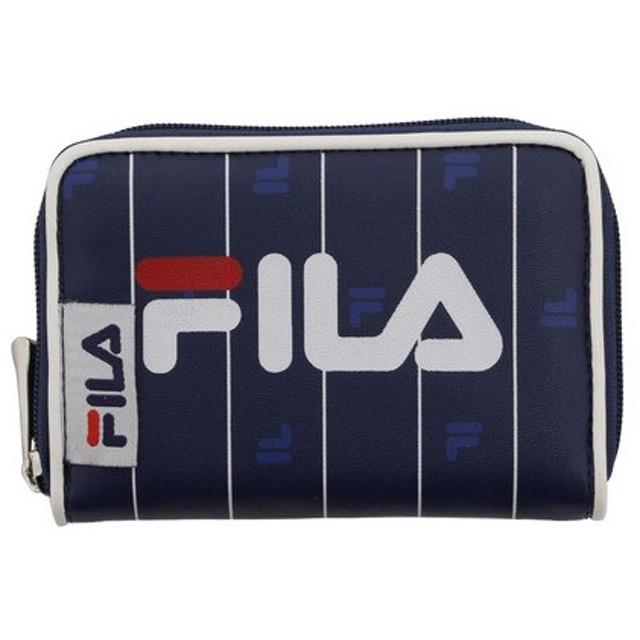 フィラ(FILA) 【オンライン特価】 ストライプ コインケース FLST001RFC-NVY (Men's)