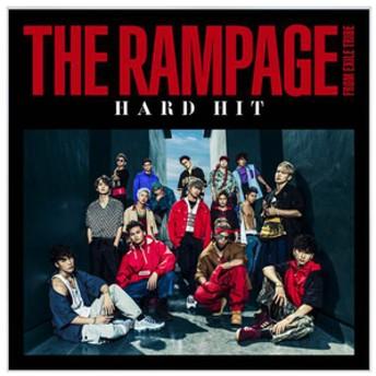 エイベックスTHE RAMPAGE from EXILE TRIBE / HARD HIT【CD】RZCD-86613