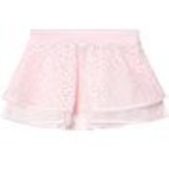 チュチュ バレエスカート キッズ 女の子【Mirella Pink Elastic Waist Felina Mesh Skirt】
