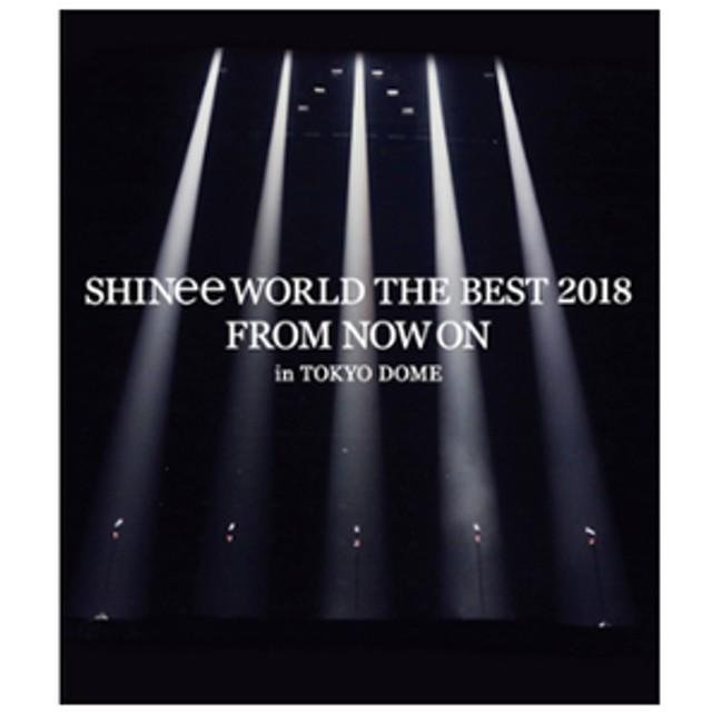 ユニバーサルミュージックSHINee WORLD THE BEST 2018-FROM NOW ON- in TOKYO DOME <通常盤>【Blu-ray】UPXH-20070