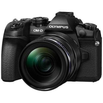 オリンパス OMD-EM1MK2-L1240K デジタル一眼カメラ「OM-D E-M1 MarkII」レンズキット