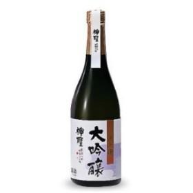 日本酒 神聖 大吟醸 山本本家 720ml 1本