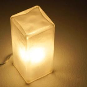 フロアライト Frosty block(フロスティブロック) 1灯照明 ART WORK STUDIO(アートワークスタジオ)北欧系 白熱灯