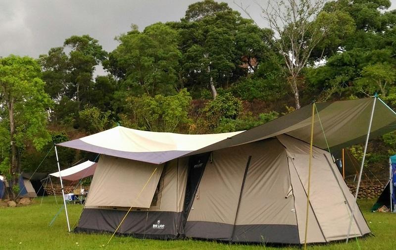 威力屋850天幕帳篷 (BL-850)